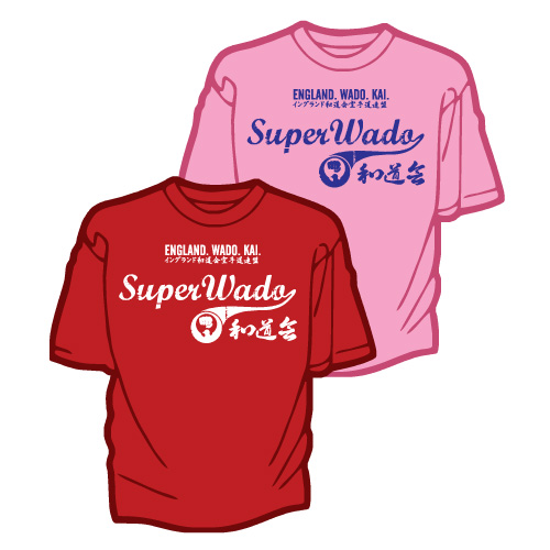 Super Wado Tee Shirts